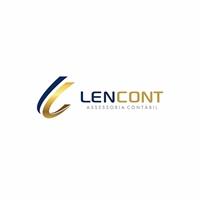 LENCONT ASSESSORIA CONTÁBIL, Logo e Identidade, Contabilidade & Finanças
