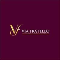 Via Fratello, Logo e Identidade, Roupas, Jóias & acessórios