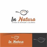 In Natura Estúdio de Nutrição e Culinária, Logo e Identidade, Saúde & Nutrição