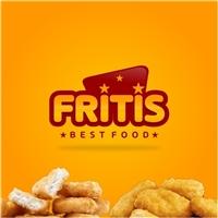 Fritis, Logo e Identidade, Alimentos & Bebidas