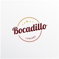 BOCADILLO, Logo e Identidade, Alimentos & Bebidas