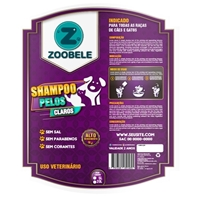 Zoobele., Embalagens de produtos, Animais