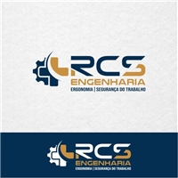 RCS ENGENHARIA       -  Ergonomia / Segurança do Trabalho, Logo e Identidade, Outros