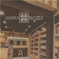 Empório Quebra-Nozes, Logo e Identidade, Alimentos & Bebidas