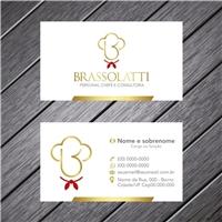 Brassolatti personal chefe e consultoria, Logo e Identidade, Alimentos & Bebidas