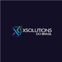 XSOLUTIONS DO BRASIL, Logo e Identidade, Tecnologia & Ciencias