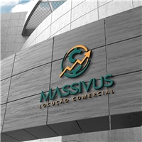 Massivus, Logo e Identidade, Tecnologia & Ciencias