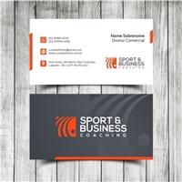 Sport & Business Coaching, Logo e Identidade, Outros