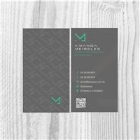 Amanda Meireles, Logo e Identidade, Arquitetura