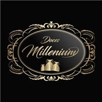 Doces Millenium , Logo e Identidade, Alimentos & Bebidas