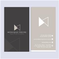 Monique Freire, Logo e Identidade, Arquitetura