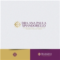 Dra. Ana Paula Spiandorello, Logo e Identidade, Saúde & Nutrição