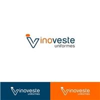 INOVESTE, Logo e Identidade, Roupas, Jóias & acessórios