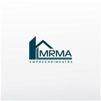MRMA Administração de Bens , Logo e Identidade, Construção & Engenharia