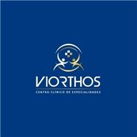 VIORTHOS - CENTRO CLÍNICO DE ESPECIALIDADES, Logo e Identidade, Saúde & Nutrição