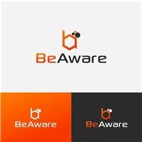 BeAware, Logo e Identidade, Tecnologia & Ciencias