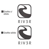 RIV3R, Logo e Identidade, Roupas, Jóias & acessórios