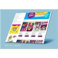 Purple Slime, Web e Digital, Crianças & Infantil