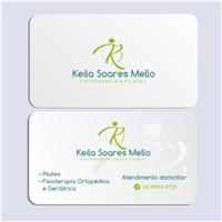 Keila Soares Mello, Logo e Identidade, Saúde & Nutrição