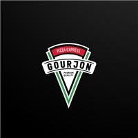 Gourjon Express, Logo e Identidade, Alimentos & Bebidas
