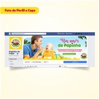 Papinha do Papai/ Papinhas orgânicas congeladas para bebês, Marketing Digital, Alimentos & Bebidas