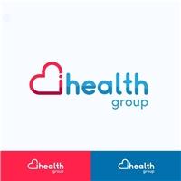 IHEALTH GROUP, Logo e Identidade, Tecnologia & Ciencias