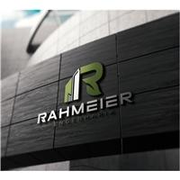 Rahmeier Engenharia, Logo e Identidade, Construção & Engenharia