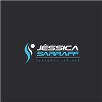 JÉSSICA SARRAFF. Personal Trainer., Logo e Identidade, Saúde & Nutrição