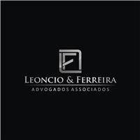 Leoncio e Ferreira Advogados Associados, Logo e Identidade, Advocacia e Direito