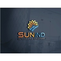 SunInd Integrated Solutions, Logo e Identidade, Metal & Energia