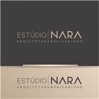 Estúdio NARA Arquitetura e Paisagismo, Logo e Identidade, Arquitetura