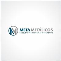 Meta Metálicos Indústria e Comércio Ltda, Logo e Identidade, Metal & Energia