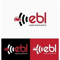 EBL RASTREAMENTO, Logo e Identidade, Automotivo