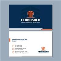 Finansolo Empreendimentos Imobiliários LTDA, Logo e Identidade, Construção & Engenharia