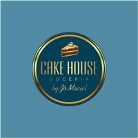 CAKE HOUSE DOCERIA - by Jô Maciel, Logo e Identidade, Alimentos & Bebidas
