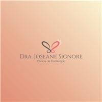 Clínica de Fisioterapia Dra. Joseane Signore, Logo e Identidade, Saúde & Nutrição