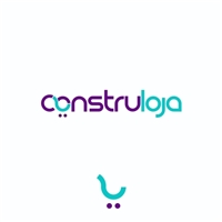 construloja, Logo e Identidade, Tecnologia & Ciencias
