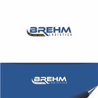Brehm Logística, Logo e Identidade, Logística, Entrega & Armazenamento