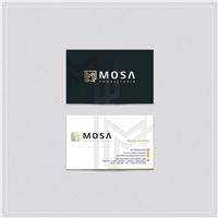 MOSA MASTER REPRESENTAÇÃO E CONSULTORIA LTDA, Logo e Identidade, Consultoria de Negócios
