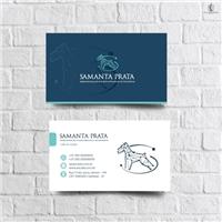Samanta Prata - Endocrinologia e Metabologia Veterinária , Logo e Identidade, Animais