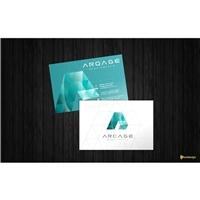 Arqage, Logo e Identidade, Arquitetura