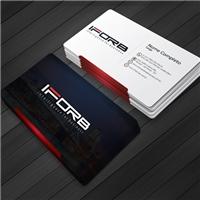 IFORB - INTELLIGENCE FOR BUSINESS, Logo e Identidade, Consultoria de Negócios