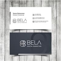 Bela - Digital Marketing, Logo e Identidade, Marketing & Comunicação