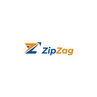 ZipZag, Logo e Identidade, Logística, Entrega & Armazenamento