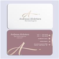 Andressa Alcântara, Logo e Identidade, Outros