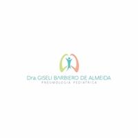 Sou médica e gostaria de um logo e cartão pessoal para meu consultório baseado no meu nome: Giseli Barbiero de Almeida, Logo e Identidade, Saúde & Nutrição