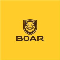 Boar, Logo e Identidade, Roupas, Jóias & acessórios