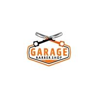 Garage - Barber shop, Logo e Identidade, Beleza