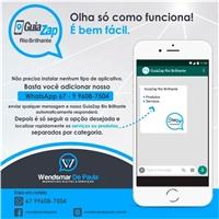 GuiaZap Rio Brilhante, Web e Digital, Marketing & Comunicação