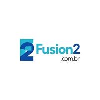 Fusion2.com.br, Logo e Identidade, Computador & Internet